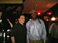 Chi Tony House with Former Heavyweight Boxing Champ Lennox Lewis.